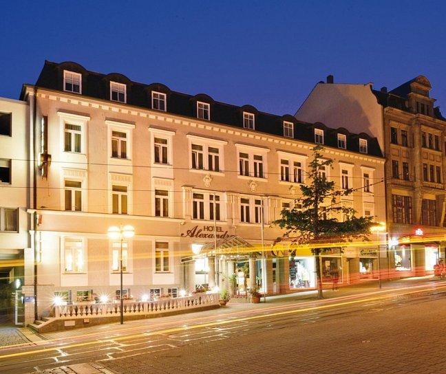 Hotel Alexandra, Deutschland, Sachsen, Plauen, Bild 1