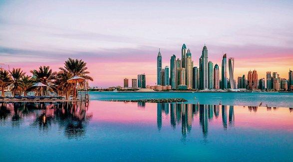DUKES The Palm, a Royal Hideaway Hotel, Vereinigte Arabische Emirate, Dubai, The Palm Jumeirah, Bild 1