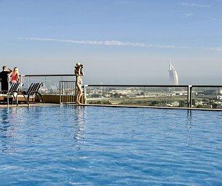 Two Seasons Hotel & Apartments, Vereinigte Arabische Emirate, Dubai, Dubai - Sheikh Zayed Road, Bild 1