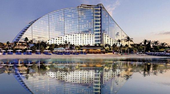 Jumeirah Beach Hotel, Vereinigte Arabische Emirate, Dubai, Jumeirah Beach, Bild 1