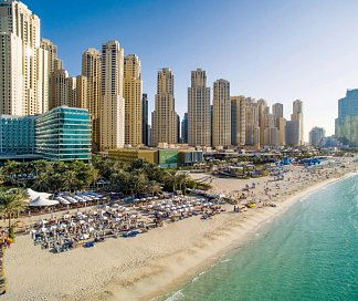 Hotel Hilton Dubai The Walk, Vereinigte Arabische Emirate, Dubai, Jumeirah Beach, Bild 1