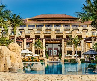 Hotel Sofitel Dubai The Palm, Vereinigte Arabische Emirate, Dubai, The Palm Jumeirah, Bild 1