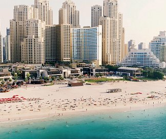Hotel JA Ocean View, Vereinigte Arabische Emirate, Dubai, Jumeirah Beach, Bild 1