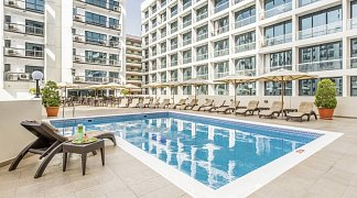 Golden Sands Hotel Appartments, Vereinigte Arabische Emirate, Dubai, Dubai - Bur Dubai
