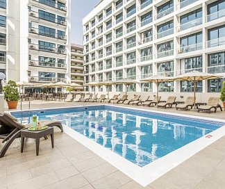 Golden Sands Hotel Appartments, Vereinigte Arabische Emirate, Dubai, Dubai - Bur Dubai, Bild 1