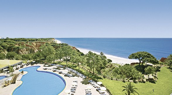 Hotel Portobay Falésia, Portugal, Algarve, Olhos de Água, Bild 1