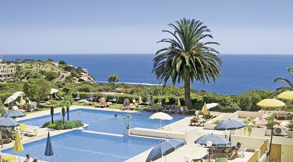 Hotel Baia Cristal Beach & Spa Resort, Portugal, Algarve, Carvoeiro, Bild 1