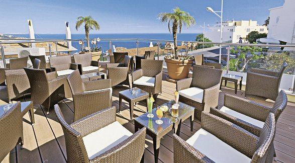 Hotel Do Cerro, Portugal, Algarve, Albufeira, Bild 1