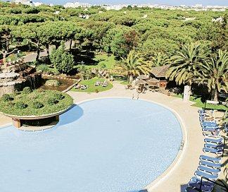 Hotel Falésia, Portugal, Algarve, Praia da Falesia, Bild 1