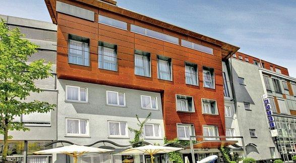 Hotel City Krone, Deutschland, Region Bodensee, Friedrichshafen, Bild 1