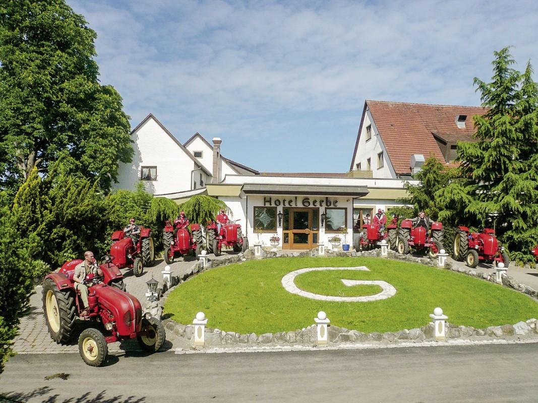 Flair Hotel Gerbe, Deutschland, Region Bodensee, Friedrichshafen, Bild 1