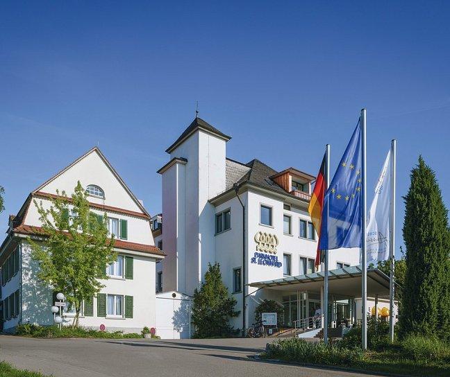 Hotel Parkhotel St. Leonhard, Deutschland, Region Bodensee, Überlingen, Bild 1