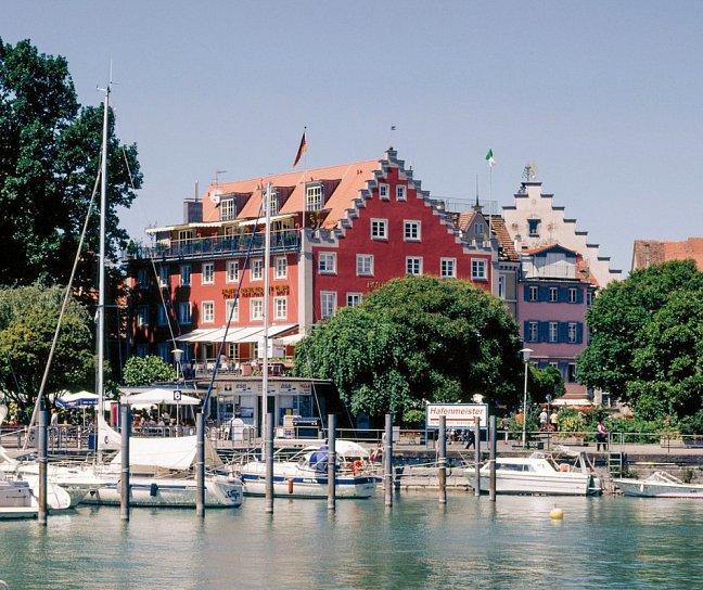 Hotel Lindauer Hof, Deutschland, Region Bodensee, Lindau (Bodensee), Bild 1