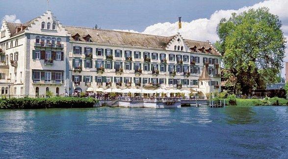 Hotel Steigenberger Inselhotel Konstanz, Deutschland, Region Bodensee, Konstanz, Bild 1