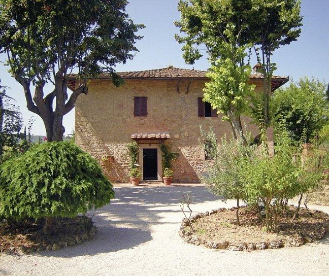 Hotel Il Casale del Cotone, Italien, Florenz, San Gimignano, Bild 1