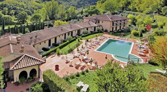 Hotel Sovestro, Italien, Florenz, San Gimignano, Bild 1