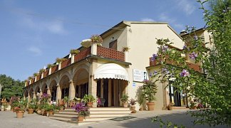 Hotel Le Renaie, Italien, Florenz, San Gimignano