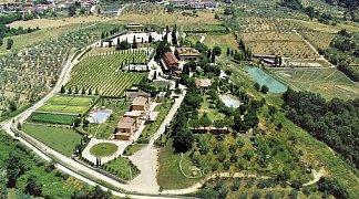 Hotel Fattoria degli Usignoli, Italien, Florenz, San Donato Franzano
