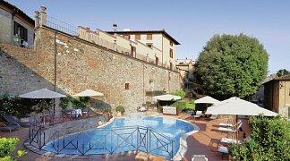 Hotel UNAHOTELS Palazzo Mannaioni Toscana, Italien, Florenz, Montaione