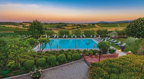 Hotel Borgo Tre Rose, Italien, Florenz, Valiano di Montepulciano, Bild 1