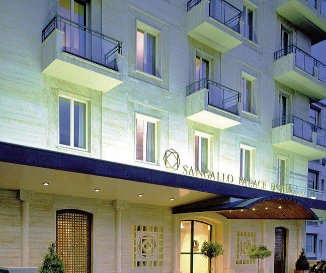 Hotel Sangallo Palace, Italien, Umbrien, Perugia, Bild 1