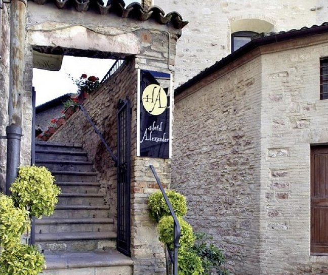 Hotel Alexander, Italien, Umbrien, Assisi, Bild 1