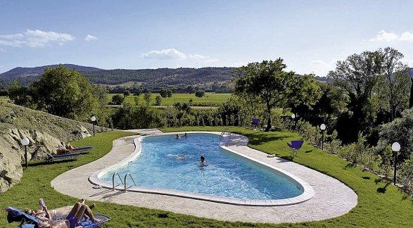 Hotel Castello Monticelli, Italien, Umbrien, Castiglione della Valle, Bild 1