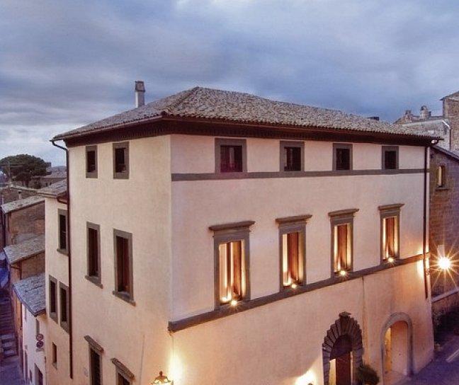 Hotel Palazzo Piccolomini, Italien, Umbrien, Orvieto, Bild 1