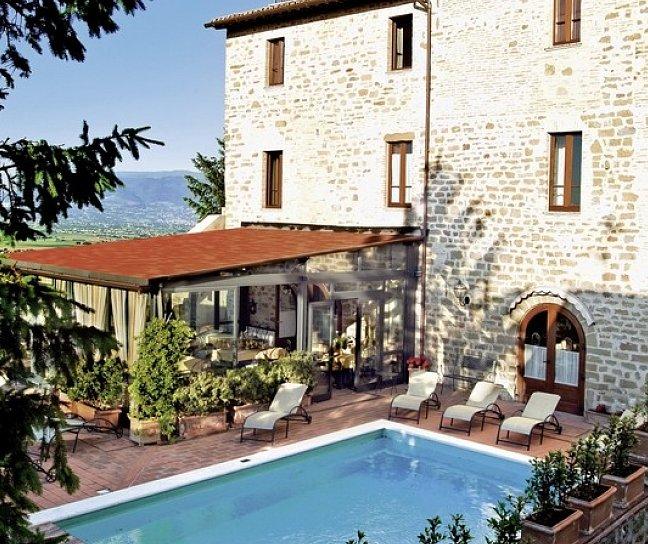 Hotel Relais la Corte di Bettona, Italien, Umbrien, Bettona, Bild 1