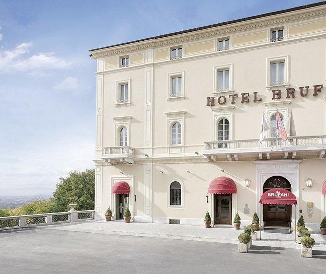 Hotel Sina Brufani, Italien, Umbrien, Perugia, Bild 1