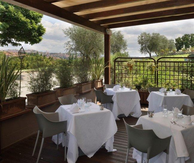 Hotel La Meridiana, Italien, Umbrien, Perugia, Bild 1