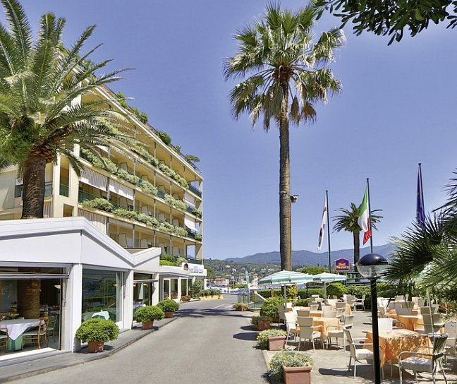 Hotel Regina Elena, Italien, Ligurien, Santa Margherita Ligure, Bild 1