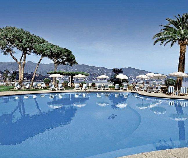 Grand Hotel Miramare, Italien, Ligurien, Santa Margherita Ligure, Bild 1