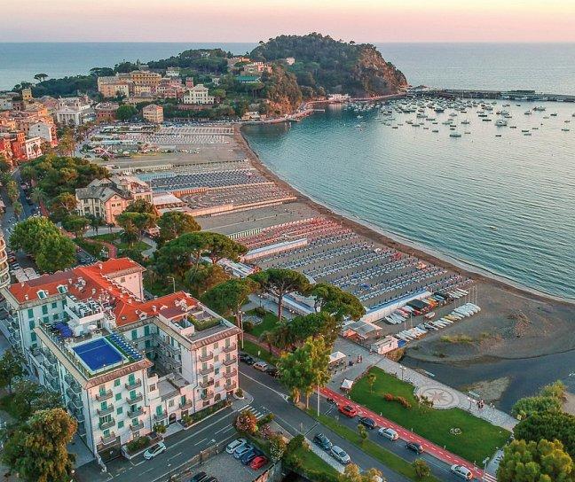 Hotel Grande Albergo, Italien, Ligurien, Sestri Levante, Bild 1