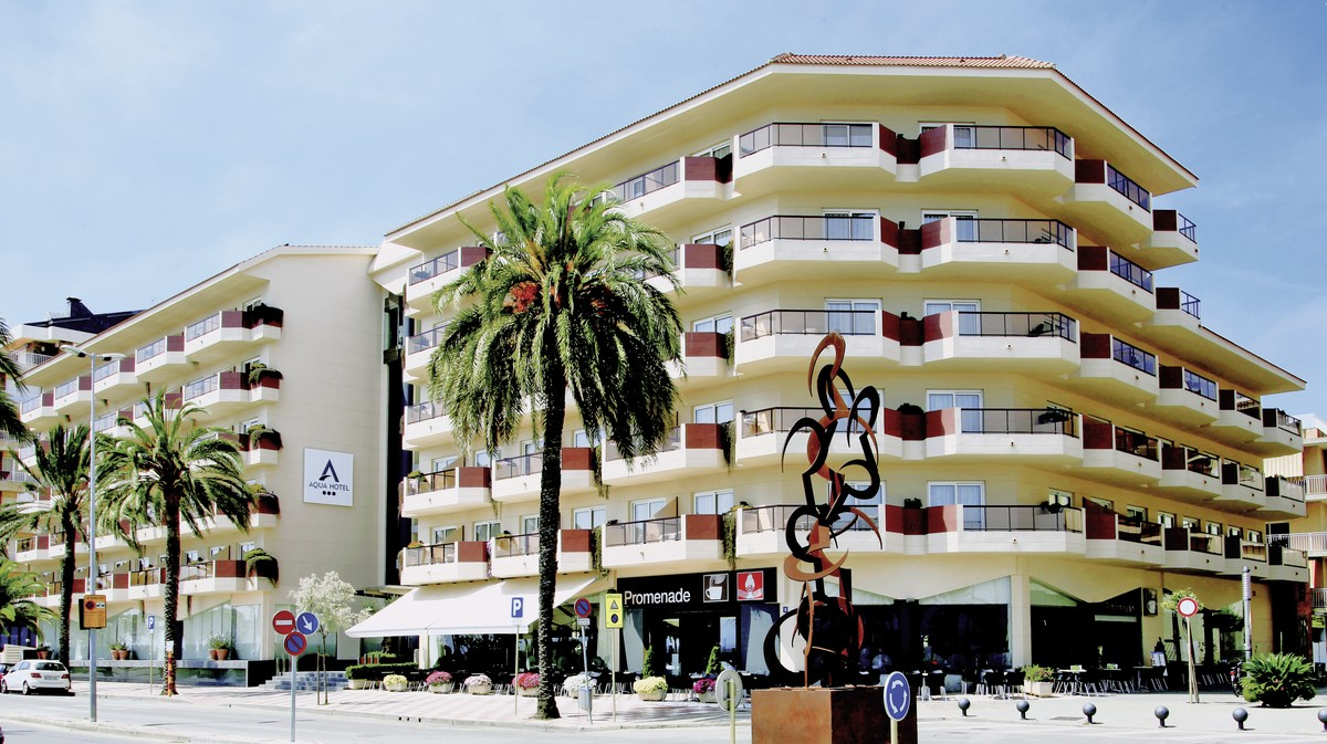 Hotel Aqua Promenade, Spanien, Costa Brava, Pineda de Mar, Bild 1