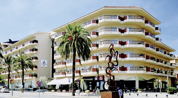 AQUA Hotel Promenade, Spanien, Costa Barcelona, Pineda de Mar, Bild 1