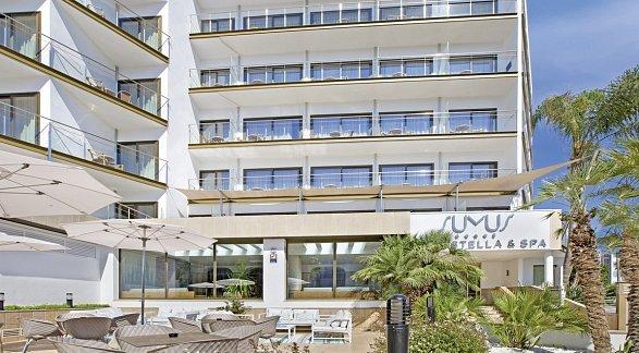 Hotel SUMUS Stella & Spa, Spanien, Costa Barcelona, Costa Barcelona, Pineda de Mar, Bild 1