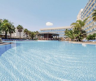 Hotel Golden Taurus Aquapark Resort, Spanien, Costa Brava, Pineda de Mar, Bild 1