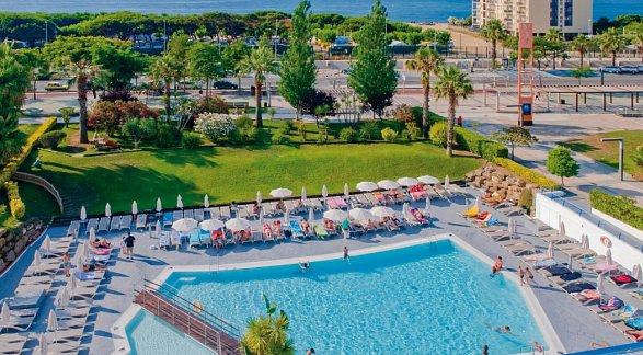 Hotel Montemar Maritim, Spanien, Costa Barcelona, Santa Susanna, Bild 1