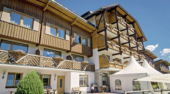 Hotel Aparthotel Ferienalm, Österreich, Steiermark, Schladming, Bild 1