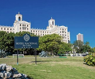 Hotel Nacional de Cuba, Kuba, Havanna, Bild 1