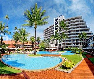 Patong Beach Hotel, Thailand, Phuket, Patong Beach, Bild 1