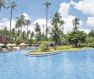 Hotel Duangjitt Resort & Spa, Thailand, Phuket, Patong Beach, Bild 1