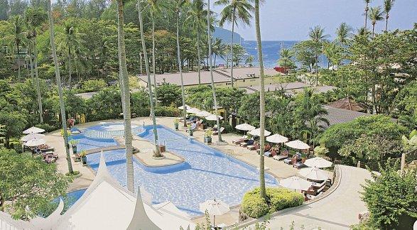 Hotel all seasons Naiharn Phuket, Thailand, Phuket, Nai Harn Beach, Bild 1