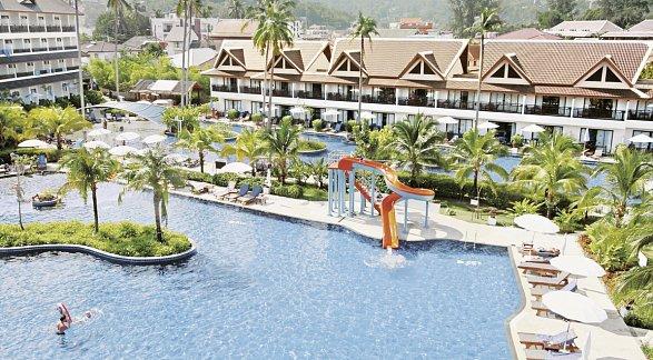 Hotel Sunwing Kamala Beach, Thailand, Phuket, Kamala Beach, Bild 1