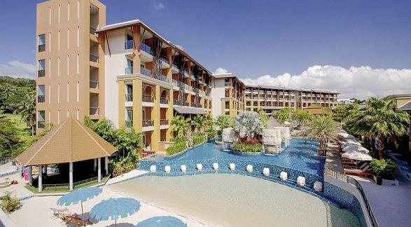 Hotel Rawai Palm Beach Resort, Thailand, Phuket, Rawai Beach, Bild 1