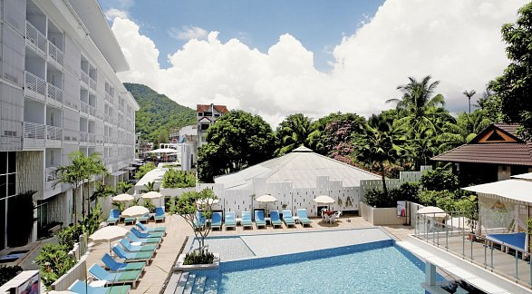 Peach Hill Hotel & Resort, Thailand, Phuket, Kata Beach, Bild 1