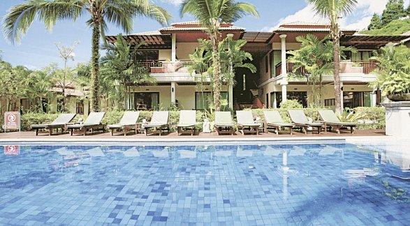 Hotel Khao Lak Bayfront Resort, Thailand, Phuket, Sunset Beach, Bild 1