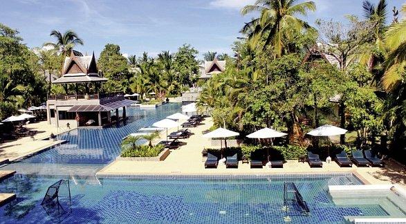 Hotel Mukdara Beach Resort, Thailand, Phuket, Bang Niang Beach, Bild 1