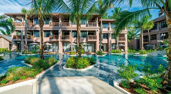 Hotel La Flora Khao Lak, Thailand, Phuket, Khuk Khak Beach, Bild 1